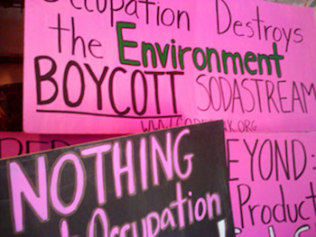 Code Pink protest Ahava products 2011_3.jpg